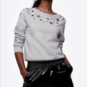 Daya by zendaya sweatshirt